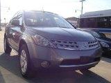 2007 Brilliant Silver Metallic Nissan Murano SL AWD #26778523