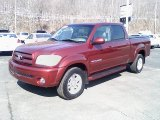2005 Salsa Red Pearl Toyota Tundra Limited Double Cab 4x4 #26777922