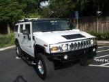 2006 White Hummer H2 SUV #26778529