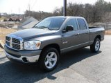 2008 Mineral Gray Metallic Dodge Ram 1500 Big Horn Edition Quad Cab #26778536