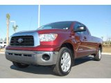 2007 Salsa Red Pearl Toyota Tundra SR5 Double Cab #2669353