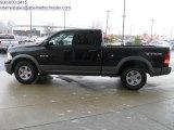 2010 Brilliant Black Crystal Pearl Dodge Ram 1500 TRX Quad Cab #26778569