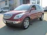 2010 Red Jewel Tintcoat Buick Enclave CXL #26778280