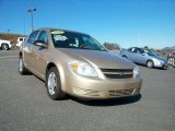 2007 Sandstone Metallic Chevrolet Cobalt LS Sedan #26778435