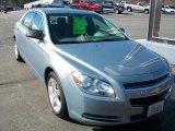 2008 Golden Pewter Metallic Chevrolet Malibu LS Sedan #26778439