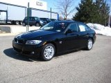 2010 Jet Black BMW 3 Series 328i xDrive Sedan #26778139