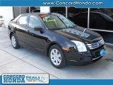 2008 Black Ebony Ford Fusion S #26831957