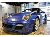 2008 Cobalt Blue Metallic Porsche 911 Turbo Coupe #26778617