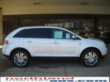 2010 White Platinum Tri-Coat Lincoln MKX AWD #26832132