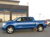 2007 Blue Streak Metallic Toyota Tundra Limited CrewMax 4x4 #26832451