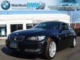 2010 Jet Black BMW 3 Series 335i xDrive Coupe #26832010