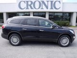 2010 Carbon Black Metallic Buick Enclave CXL #26832177