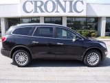 2010 Carbon Black Metallic Buick Enclave CX #26832178