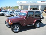 2004 Jeep Wrangler Sienna Pearl