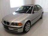 2001 Titanium Silver Metallic BMW 3 Series 325i Sedan #26832496