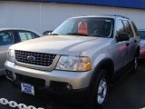 2003 Silver Birch Metallic Ford Explorer XLT 4x4 #26832207