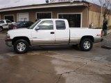 1999 Summit White Chevrolet Silverado 1500 LS Extended Cab 4x4 #26832552