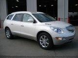 2009 White Opal Buick Enclave CXL AWD #26881441