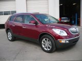 2009 Dark Crimson Metallic Buick Enclave CXL AWD #26881442