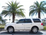 2007 White Chocolate Tri-Coat Lincoln Navigator Luxury #26881455