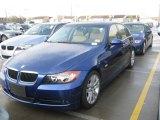 2008 Montego Blue Metallic BMW 3 Series 328i Sedan #26881776