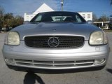 1998 Brilliant Silver Metallic Mercedes-Benz SLK 230 Kompressor Roadster #26881914