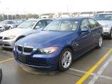 2008 Montego Blue Metallic BMW 3 Series 328i Sedan #26881777