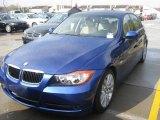 2008 Montego Blue Metallic BMW 3 Series 328i Sedan #26881778