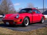 1985 Porsche 911 Guards Red