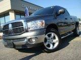 2007 Mineral Gray Metallic Dodge Ram 1500 SLT Quad Cab #26881489