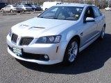 2009 Maverick Silver Metallic Pontiac G8 Sedan #26881359