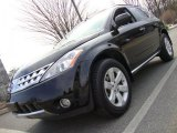 2007 Super Black Nissan Murano SL AWD #26881974