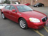2006 Crimson Red Pearl Buick Lucerne CXS #26881666