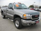 2006 Stealth Gray Metallic GMC Sierra 2500HD SL Regular Cab #26881671