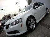 2009 White Hot Pontiac G8 GT #26881674