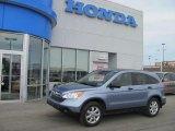 2007 Glacier Blue Metallic Honda CR-V EX 4WD #26881578
