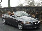 2007 Sparkling Graphite Metallic BMW 3 Series 335i Convertible #26935396