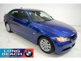 2007 Montego Blue Metallic BMW 3 Series 328i Sedan #26935545