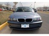 2005 Steel Blue Metallic BMW 3 Series 325i Sedan #26935122