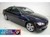 2007 Monaco Blue Metallic BMW 3 Series 328i Coupe #26935549
