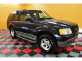 2001 Deep Wedgewood Blue Metallic Ford Explorer Sport 4x4 #26935707
