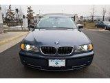 2003 Steel Blue Metallic BMW 3 Series 330xi Sedan #26935131