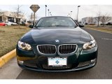 2007 Deep Green Metallic BMW 3 Series 335i Coupe #26935143