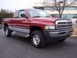 1998 Radiant Fire Pearl Dodge Ram 1500 Laramie SLT Extended Cab 4x4 #26935568