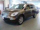 2010 Cocoa Metallic Buick Enclave CXL AWD #26935292