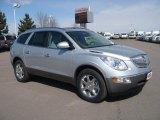 2010 Quicksilver Metallic Buick Enclave CXL AWD #26935295