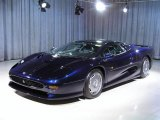 Jaguar XJ220 Data, Info and Specs