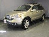 2007 Borrego Beige Metallic Honda CR-V EX-L 4WD #26935623