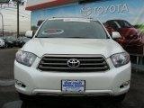 2010 Blizzard White Pearl Toyota Highlander Sport 4WD #26935467