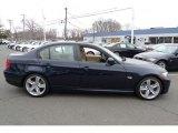 2009 Monaco Blue Metallic BMW 3 Series 335i Sedan #26935335
